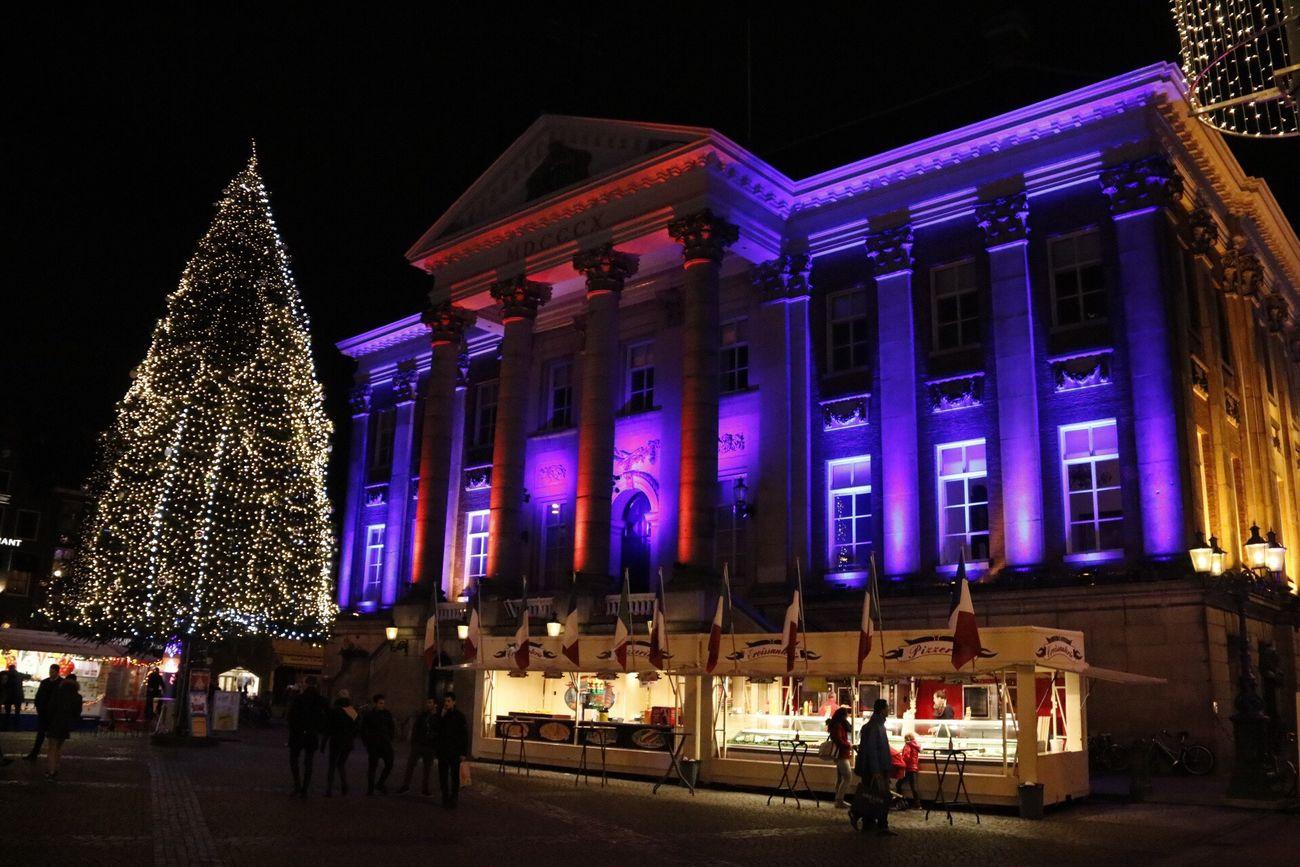 Groningen Holland Groningen City The City Light