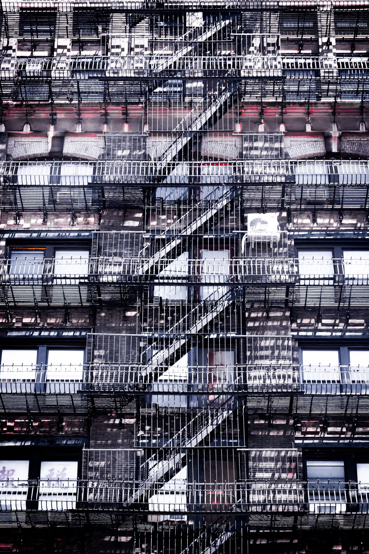 Staircase Full Frame Steps And Staircases Urgency Safety Fire Escape Railing Backgrounds Architecture No People Day Grid Grids Grids Everywhere
