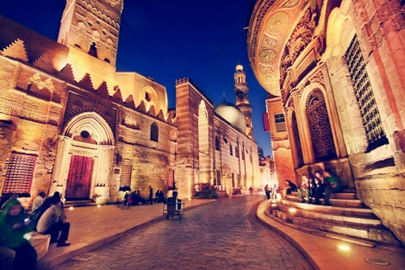 Collected Community Old Cairo Streets