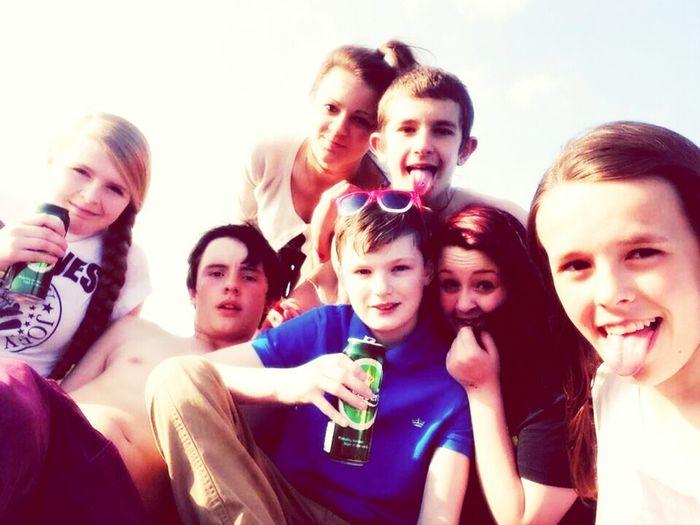 Smile Enjoying Life Summer Memories...
