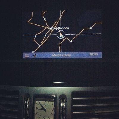 GPS Mercedes @mbenzgram W221 S500