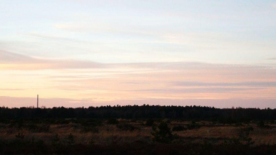 Landscape_photography Germany Sundown Moorland First Eyeem Photo