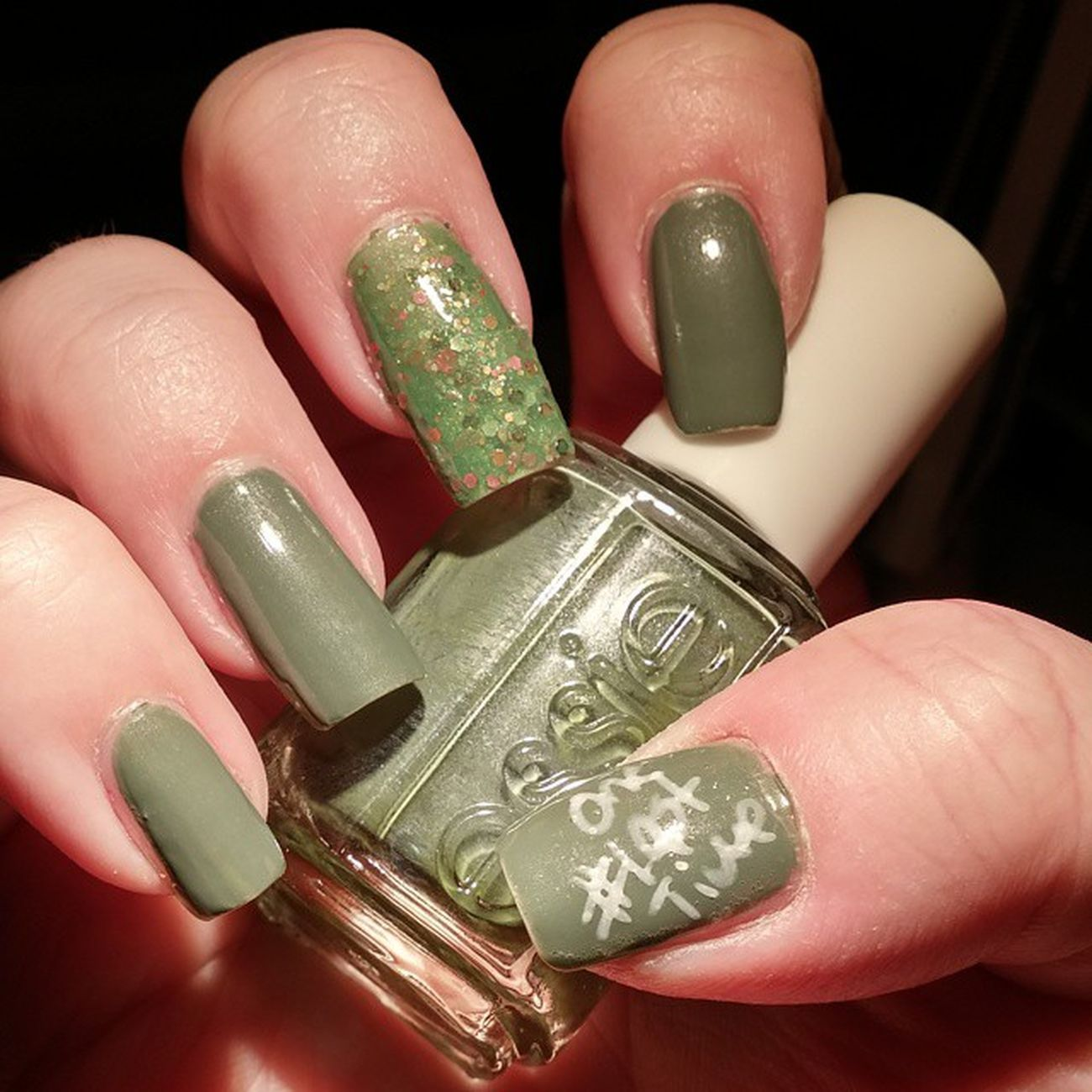 Back home Onelasttime Hobbit Preview Essie Notd Scofflaw