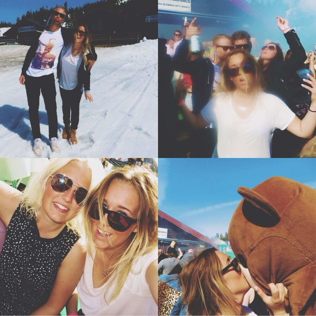 Afterski SnowSummer Love
