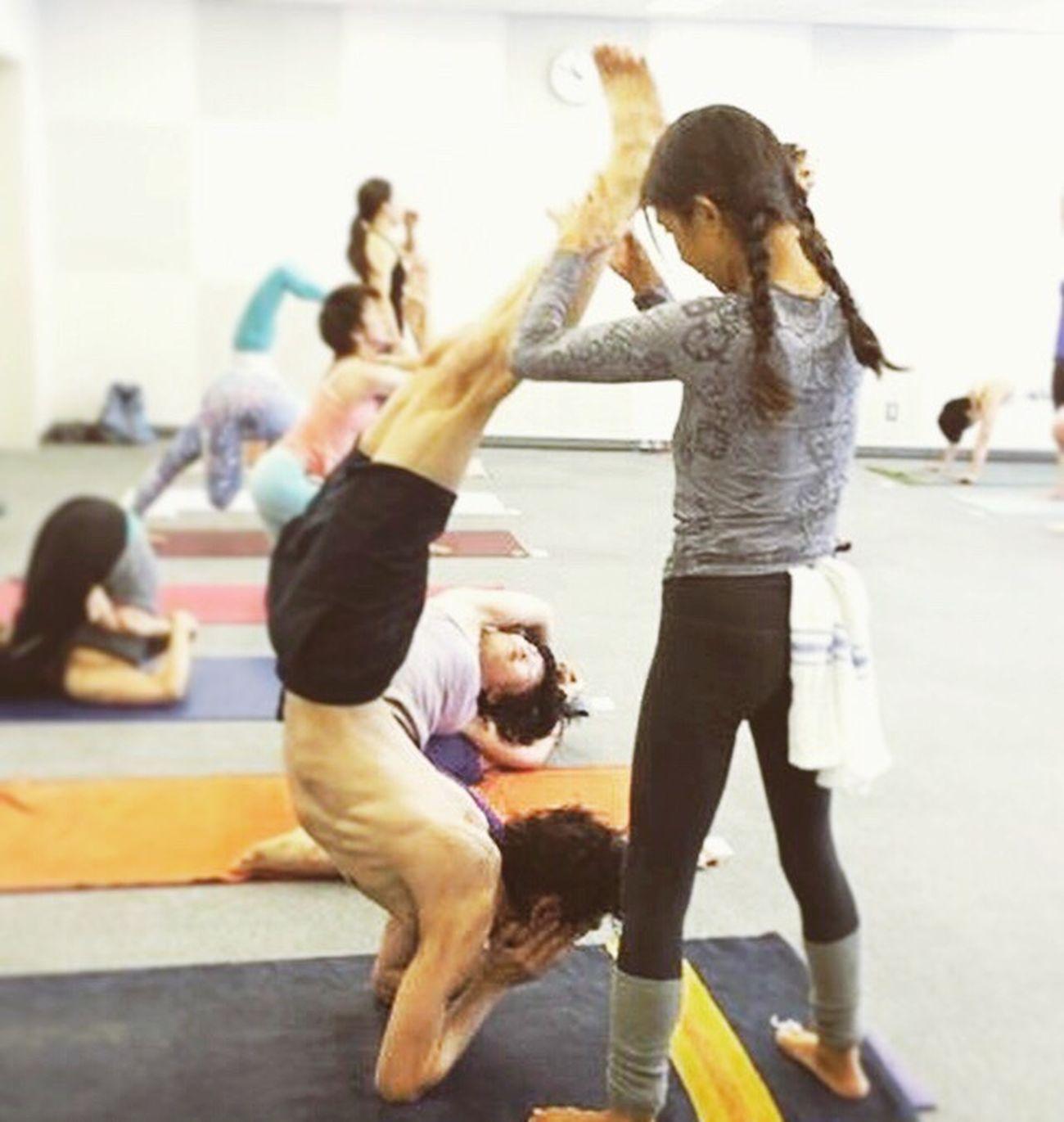 5日間のアジャストメントクリニック☆朝のマイソールクラス♬ Ashtangayoga Yoga Space Siddhi Nancy Gilgoff Mysore Class Yoga アジャストメントクリニック 広島 ヨガ アシュタンガヨガ アジャストメントは真剣勝負