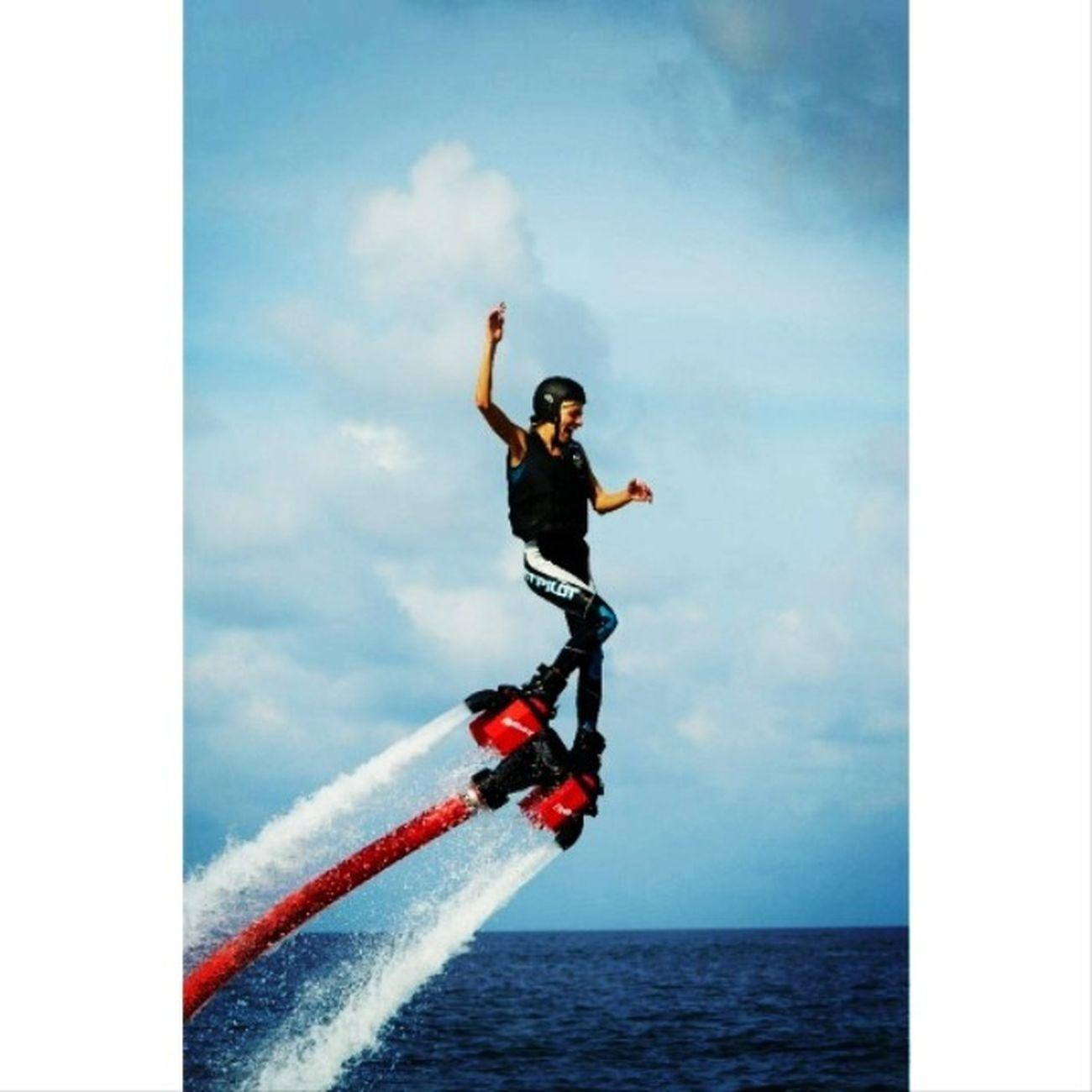 А я всё летаю)) Flyboarding Happy Maldiwes Holidays coolgirl followme