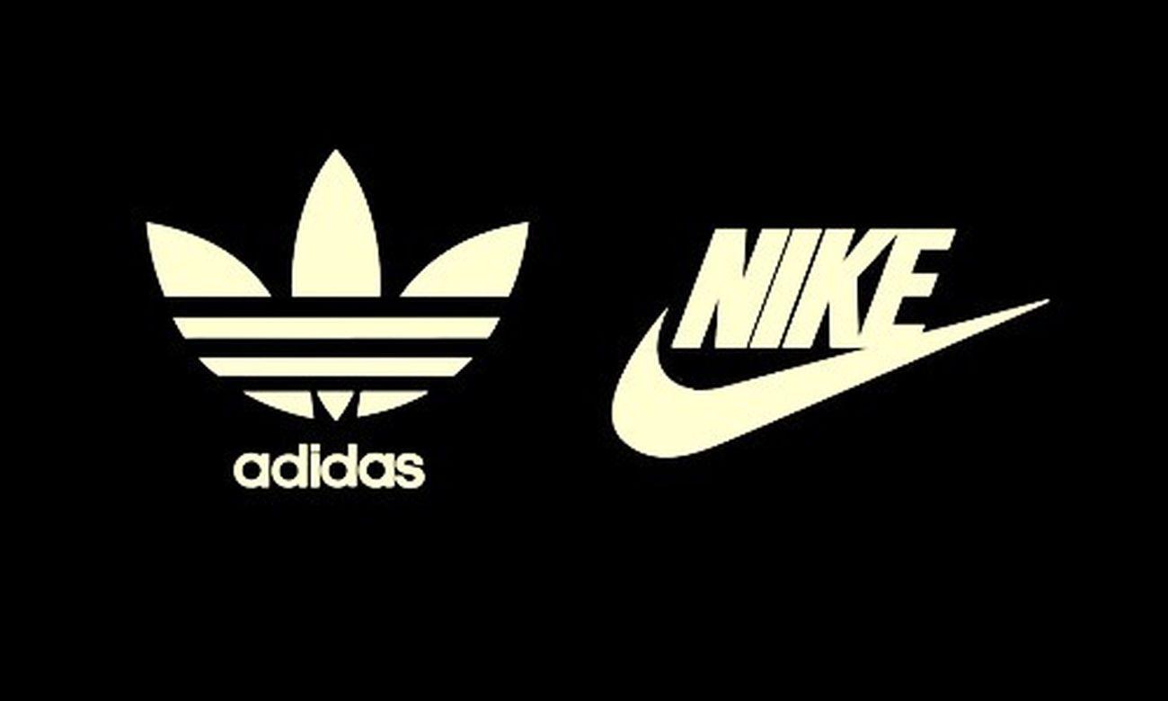 Adidas VS Nike !! I prefer Adidas <3