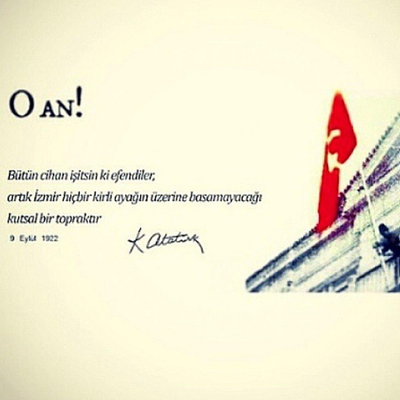 9eylul Izmirinkurtuluşu Izmir İzmir in kurtuluşunun 92. yıldönümü..