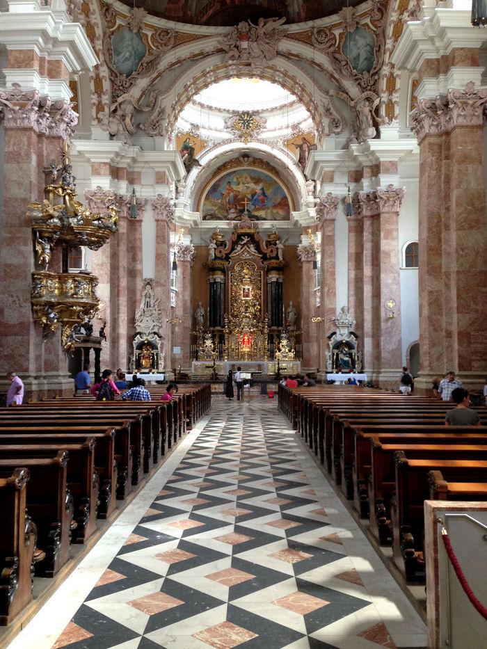 Historic Ornate Religion