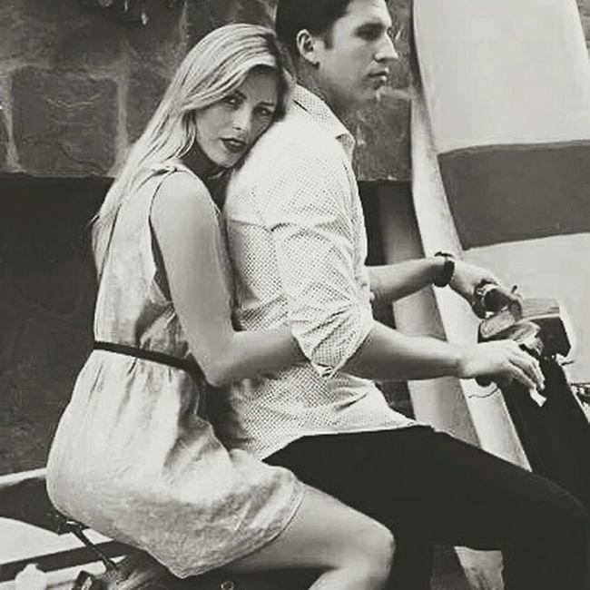 Lydia&sebastien Canadien Duo Enjoying Life Ride In Style