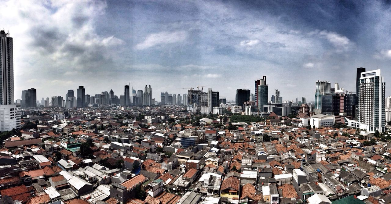 Rooftops Panorama Iphone5s Snapseed Highs and Lows