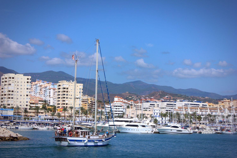 Costa Del Sol, November,sun,beach..