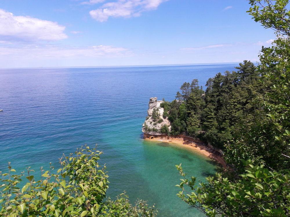 Lake Superior Pictured Rock Travel Destinations Travel Pictured Rocks National Lakeshore Upper Peninsula Yooper