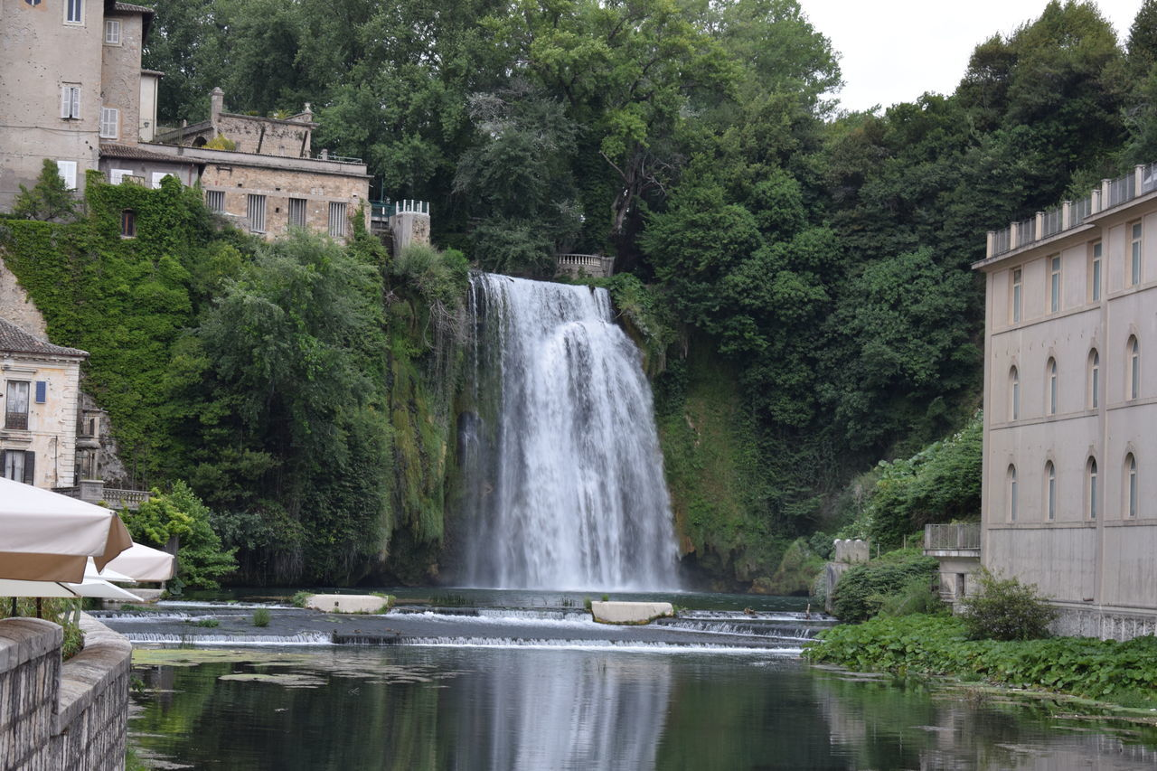 Architecture Beautiful Nature Falls Frosinone Isola Del Liri River River Liri Travel Destinations Tree Water Waterfall The Week On EyeEm Your Ticket To Europe