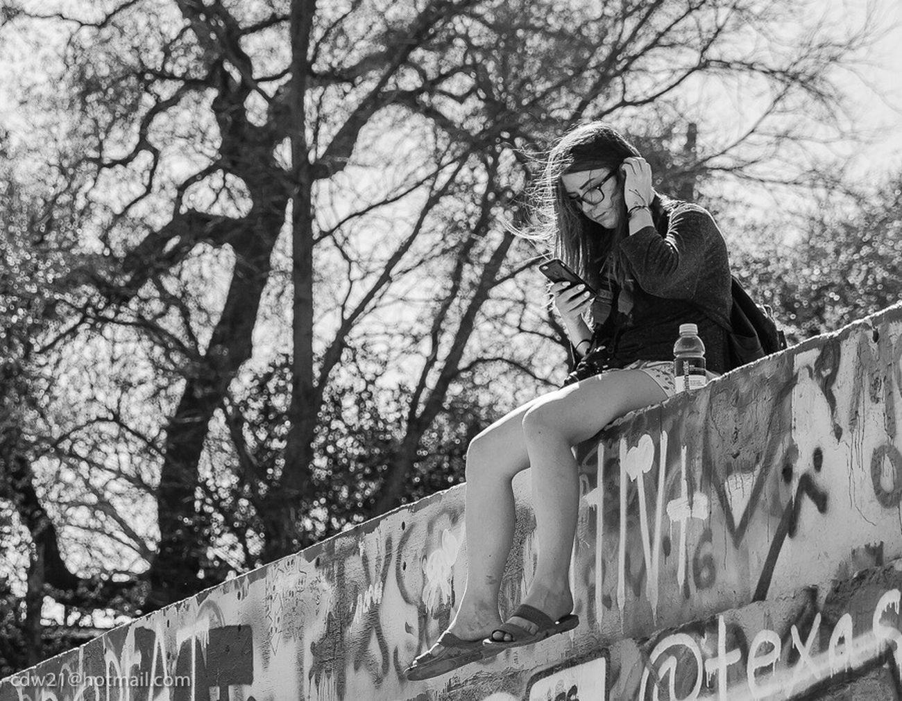 Austin Texas Hopeoutdoorgallery TeamCanon Texaslife Blackandwhite Photography EyeEm Best Shots - Black + White People Of EyeEm Blackandwhitephoto People Watching Peoplephotography EyeEm Black&white! EyeEmTexas
