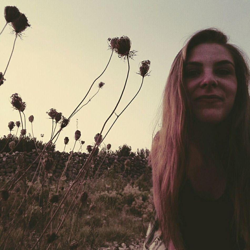 Beautiful Summer Sadflowers Happygirl😁 MyGirl (;  Relaxing Croatia ♡ The Portraist - The 2016 EyeEm Awards