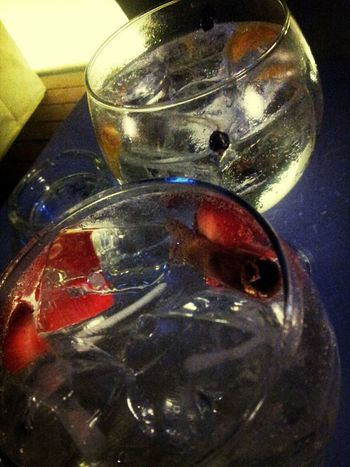 more gins!!