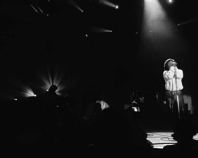Strange Days (the Doors cover band) at Spotlight 29. Strange Days Live Music Music Monochrome Blackandwhite