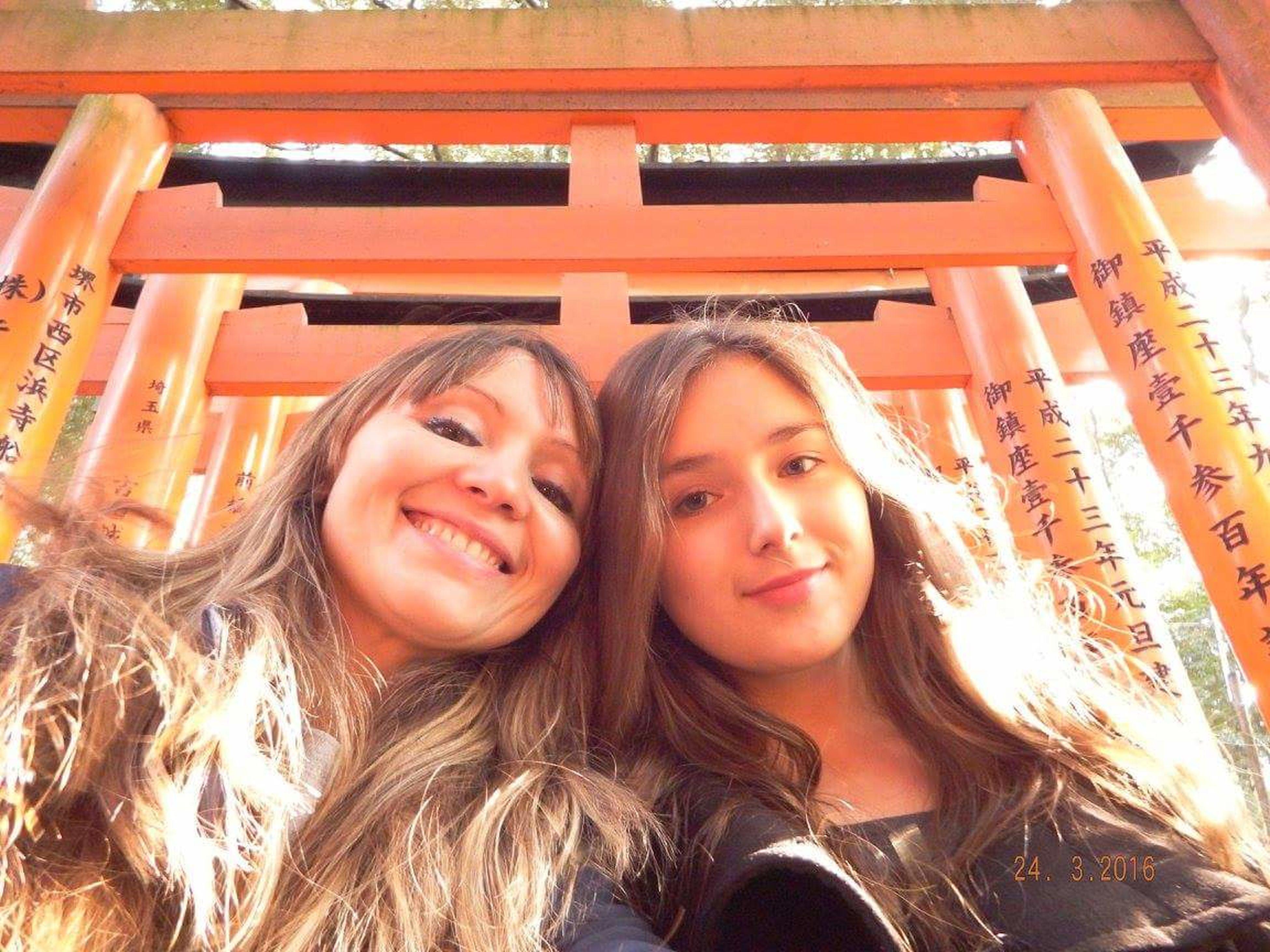 Inari taisha shrine selfie ^^ Selfie ✌ Taking Photos Japan Photography Japan Kyoto Kyoto,japan Kyoto Inari Shrine Inari-jinjya Shrine Selfies