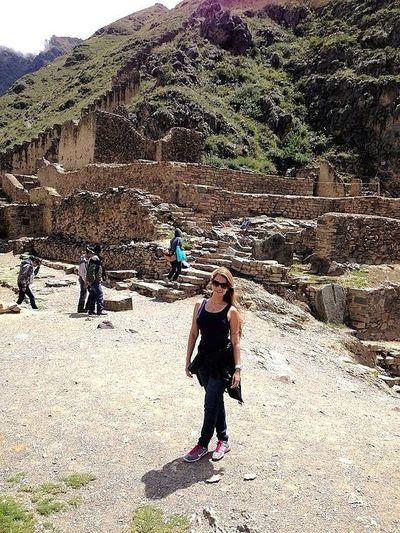 lugar sagrado.. Inca Spirituality