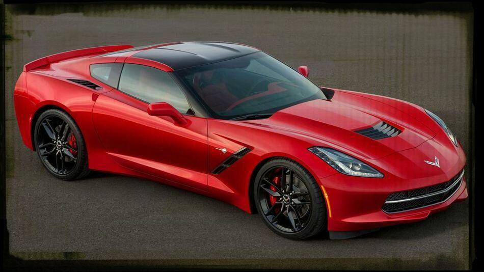 2013 Corvette