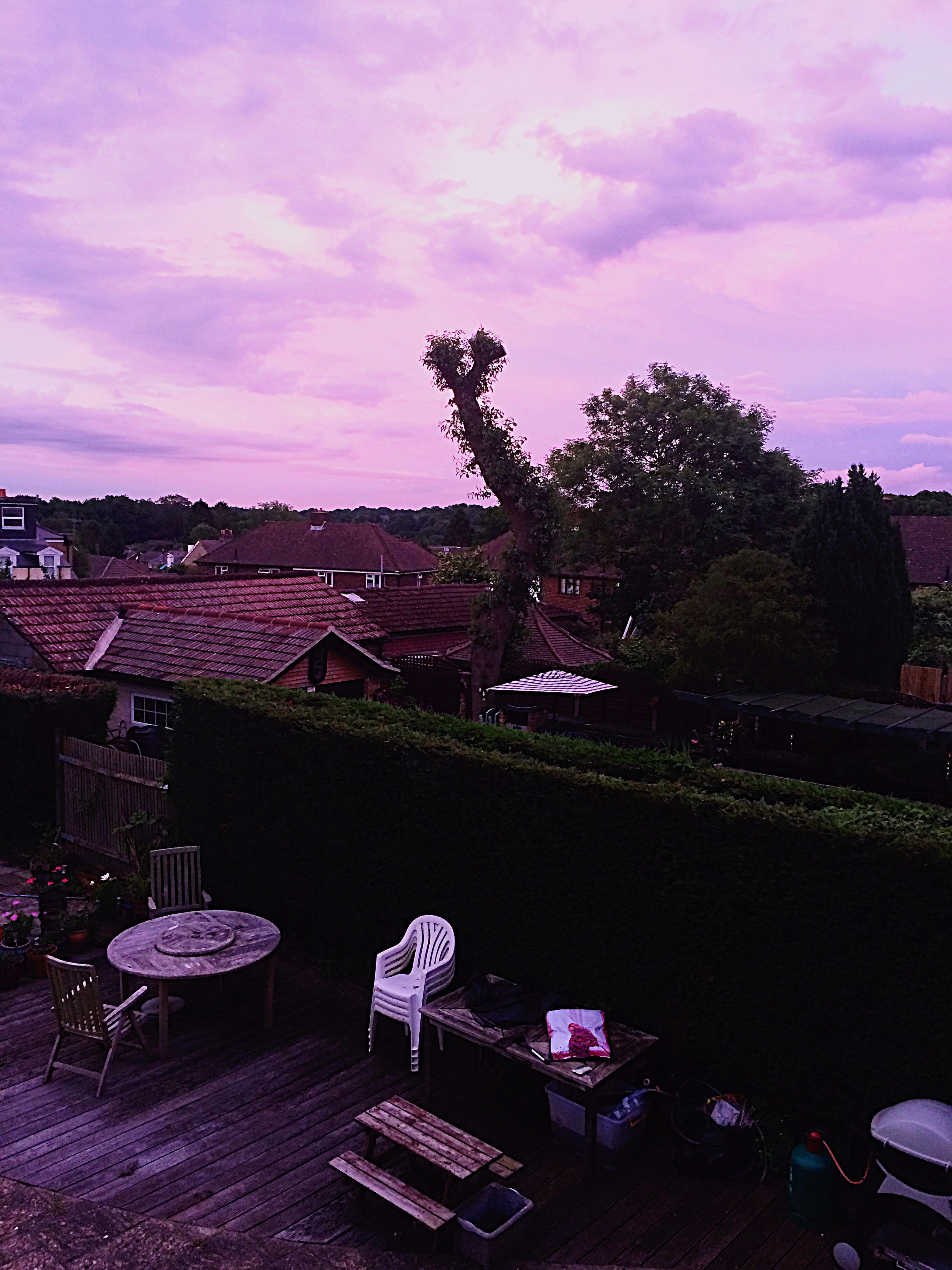 Sunset View Village Overcast