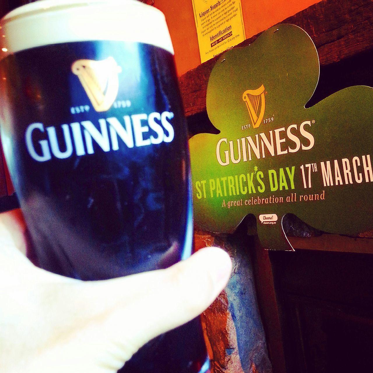 Slàinte Guinness Stpatricksday