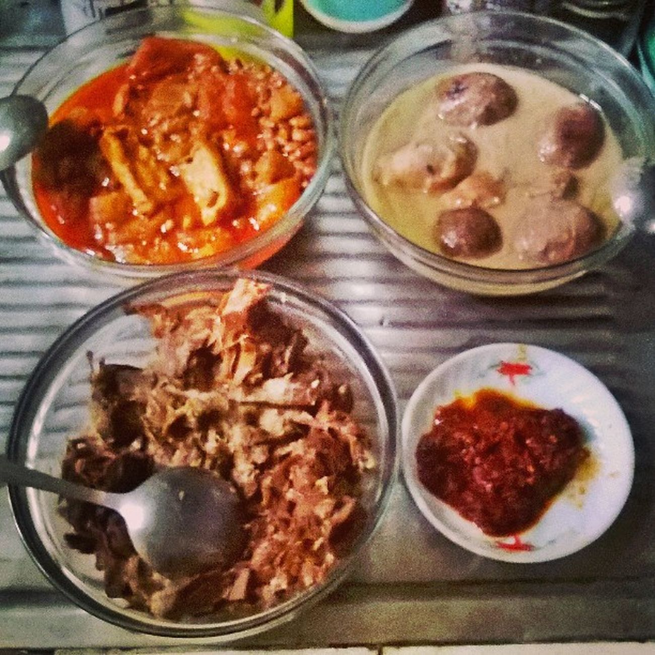Gudeg for lunch everybody? ?? Gudeg Yogyakarta Indonesianfood Indonesiancuisine Indonesianculinary homemade Yogyafood yummy