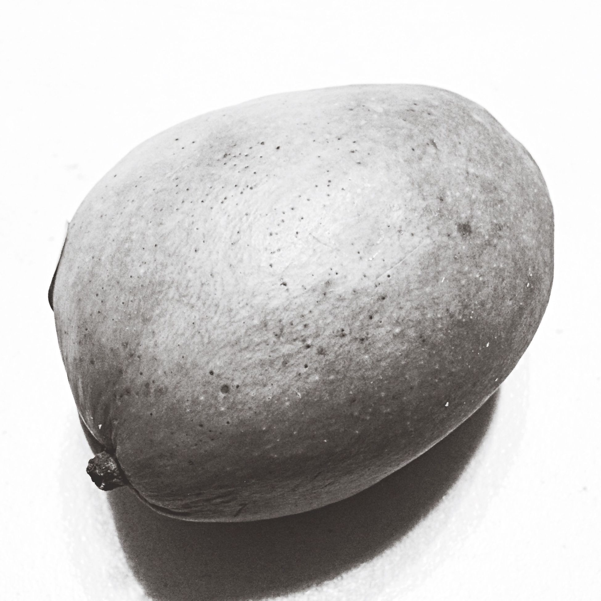This mango is B&W because it tastes that way. Not even close to a delicious Mango in Brazil, the Philippines or Thailand! Mango Fruit Is Better In Tropical Places Saudade De Brasil