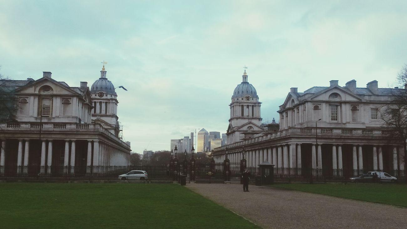 LONDON❤ Greenwich Park Nationalmaritimemuseum Sunday Afternoon