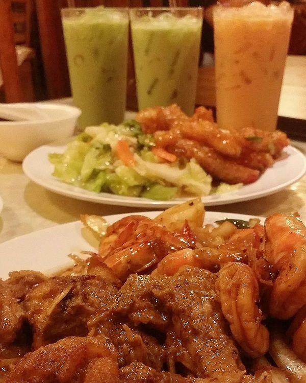 Dinner Breaking Fast for a friend Thai Halal Food Foodphotography Singapore Eyeem Food  Eyeem Photography EyeEm Gallery