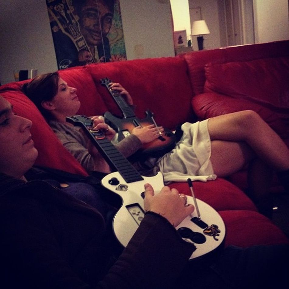 Guitarhero Frangine