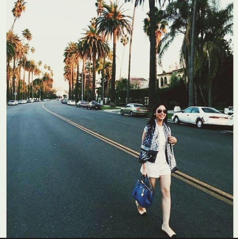 beverly hills ? Hello World Faces Of EyeEm Im Back !  Fashion&love&beauty Travel Fashionblogger Follow Me