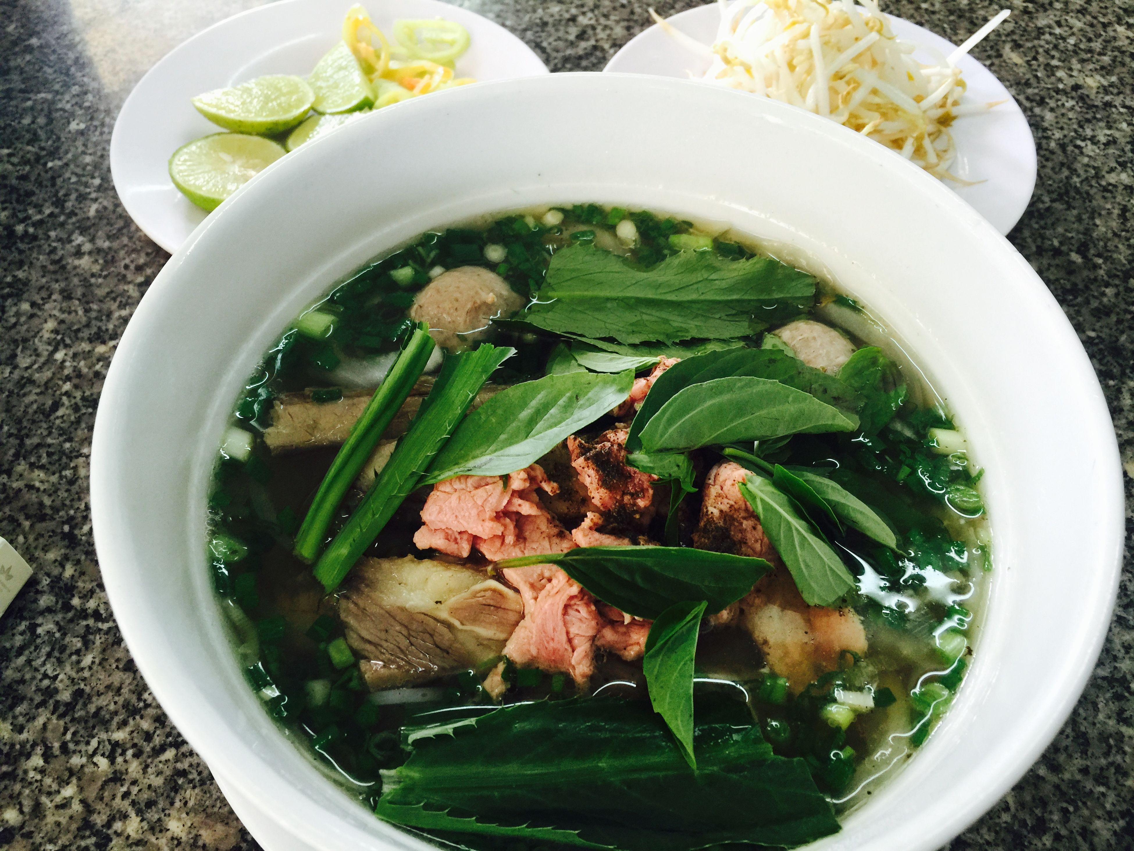 Pho Dac Biet Pho Bo Vietnamese Food Foodporn
