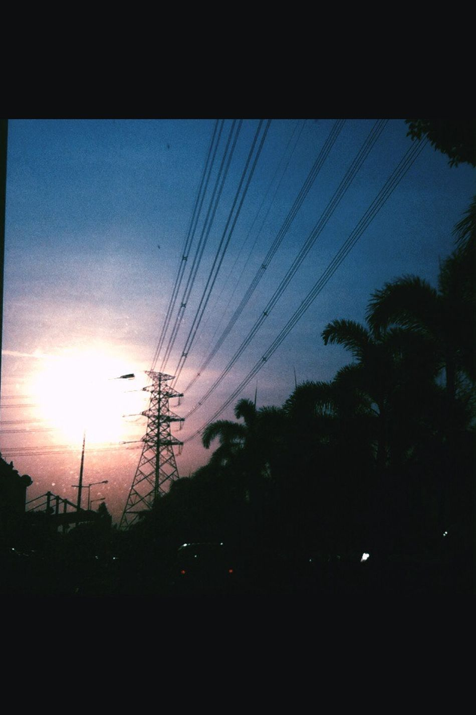 Qutest sunset
