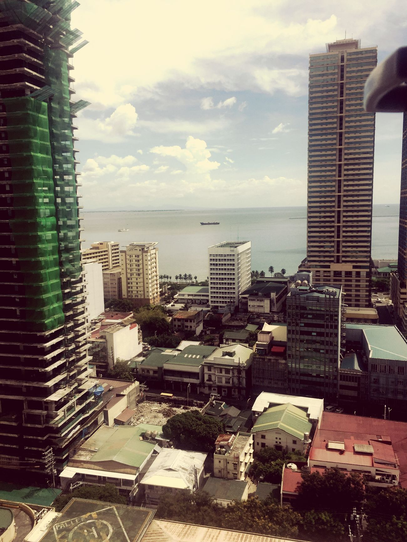 Every morning the view of Manila de Bay! First Eyeem Photo