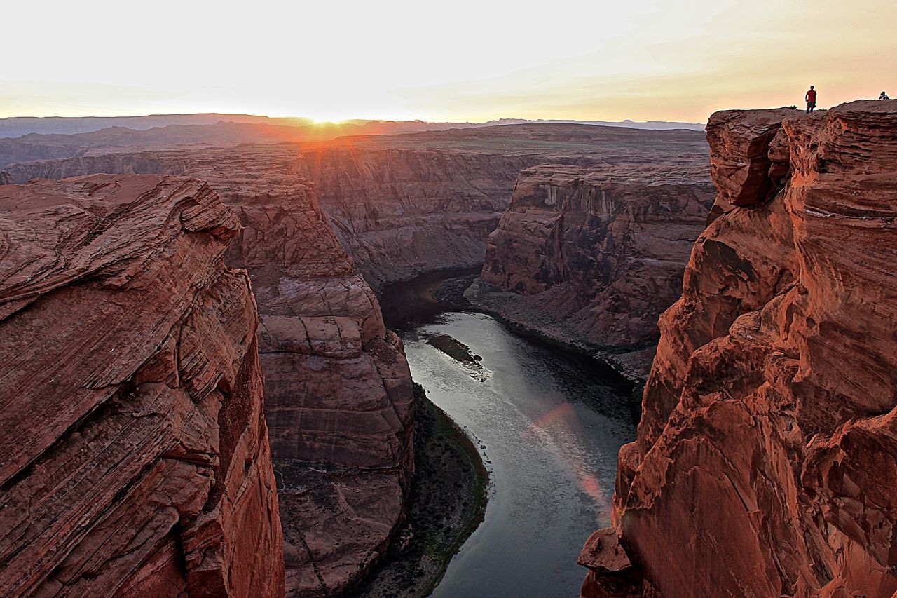Horseshoe Bend Colorado River Landscape_Collection Landscape_photography Arizona Landscape Photography Landscape Beautiful Place Beautiful Places Around The World Melancholic Landscapes The Great Outdoors With Adobe Feel The Journey
