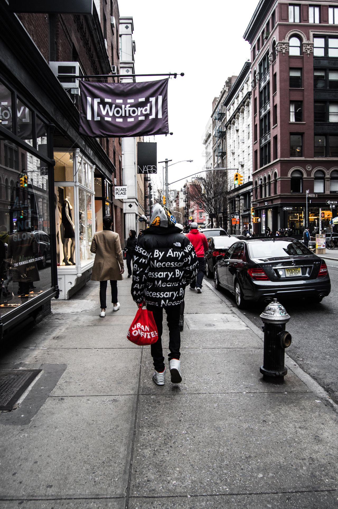 Got funk swag with a hat to match! EyeEmNewHere Urban Fashion Fashion Photography Canon Streetphotography Swag New York Newyorkcity Manhattan Style Street Fashion Streetfashion