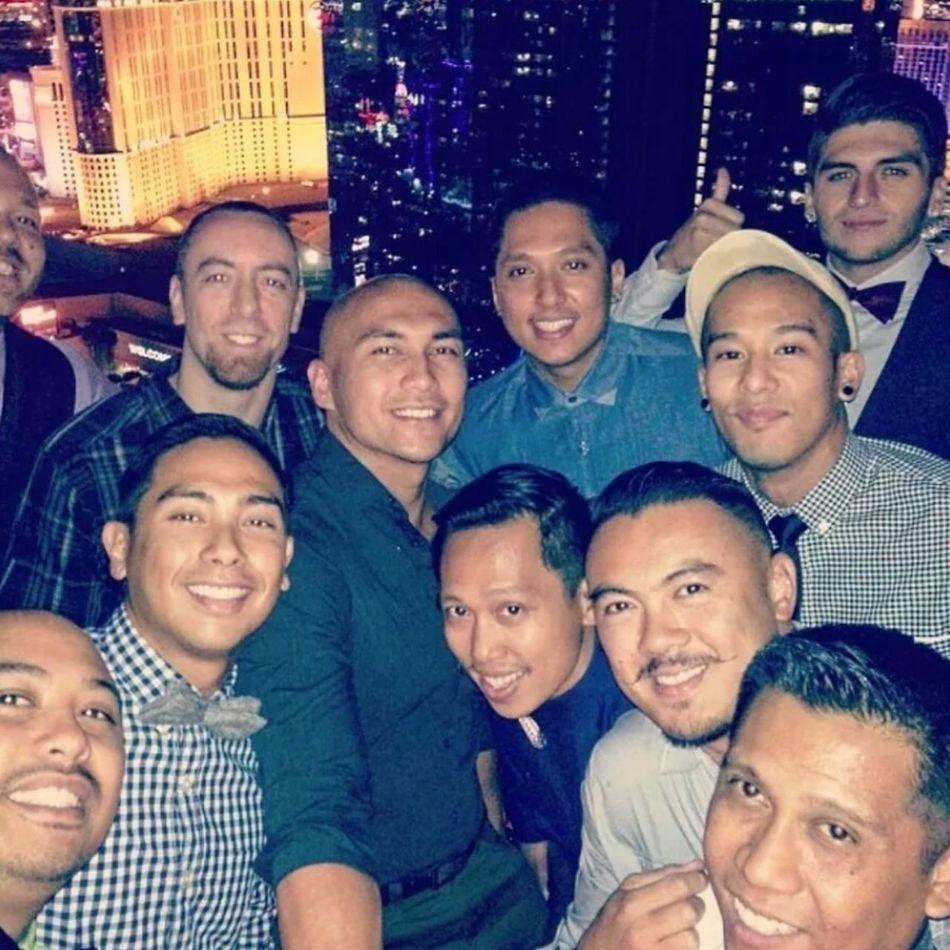 Las Vegas Bachlor Party MGM