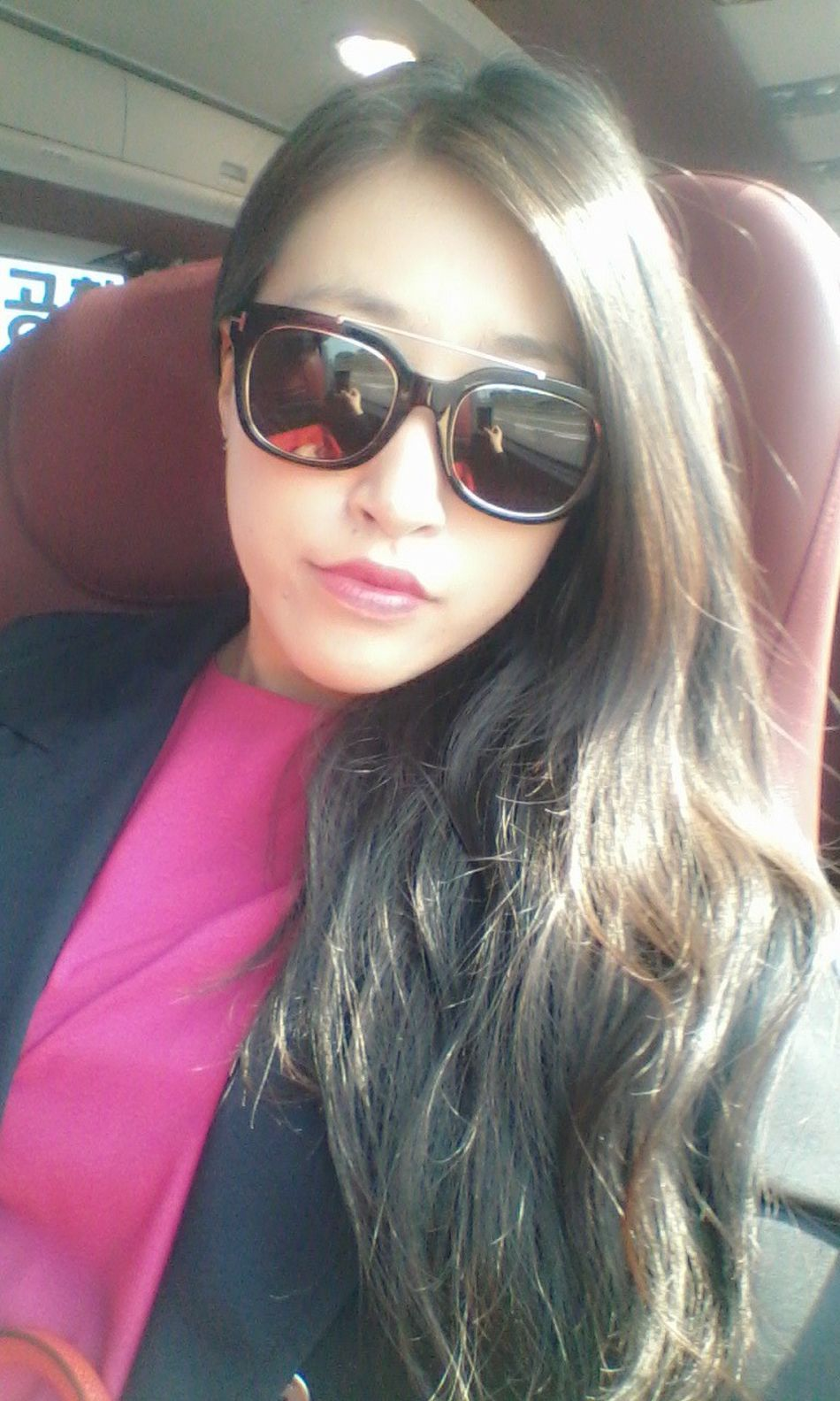 On The Road With BlaBlaCarI love Tomford Sunglasses ♥this is Newarrival ! yeah Selfie