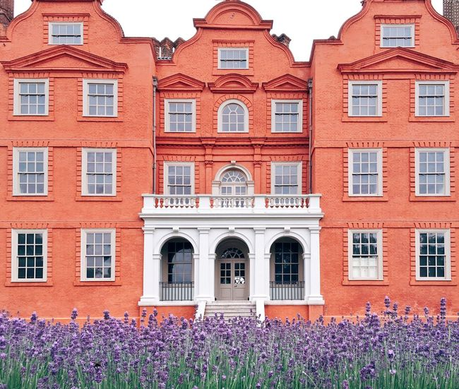 London Lifestyle Building Exterior Architecture Red Outdoors Travel Destinations Kensington Palace