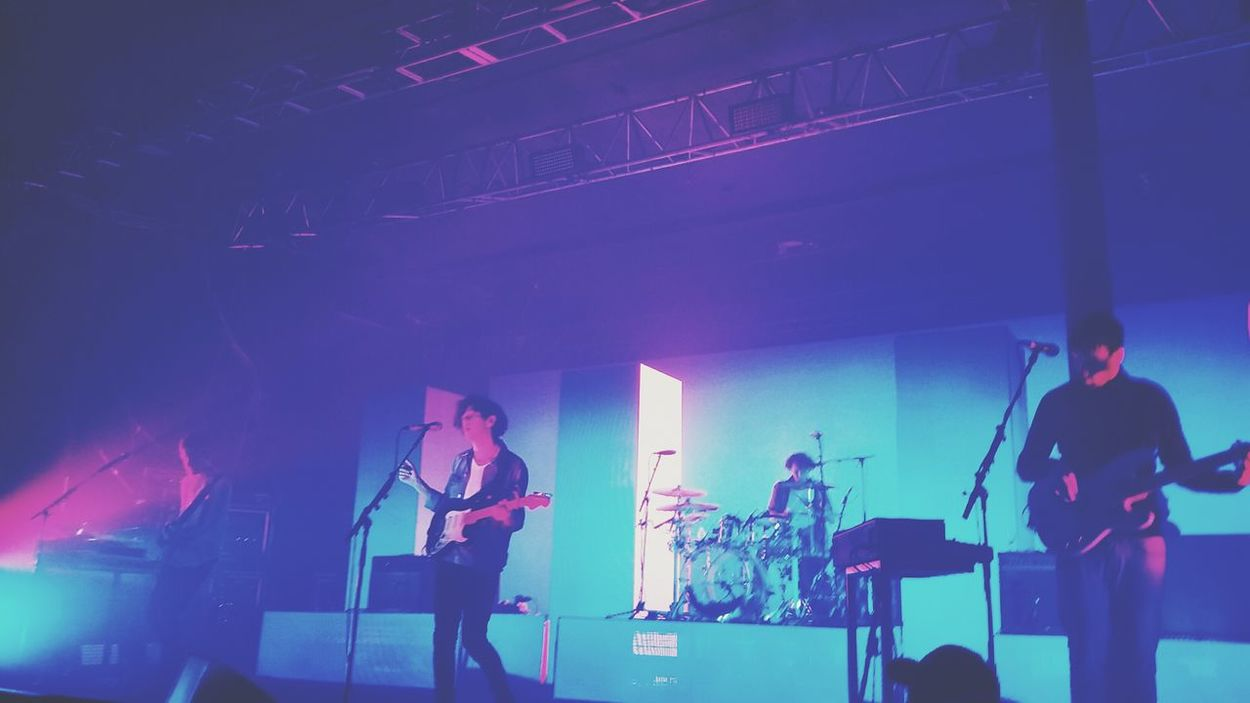 // L O V E // The 1975  Concert Photography Vibrant Colors First Eyeem Photo