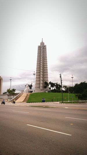 Memorial José Martí Famous Place. Famous Places Hanging Out Relaxing Taking Photos Cuba Collection I Love Cuba !! CUBA! Cuba Just Beauty Architecture Architecture_collection Enjoying Life Cloudy Day Grass Street Huge!! History History Museum  JoseMarti