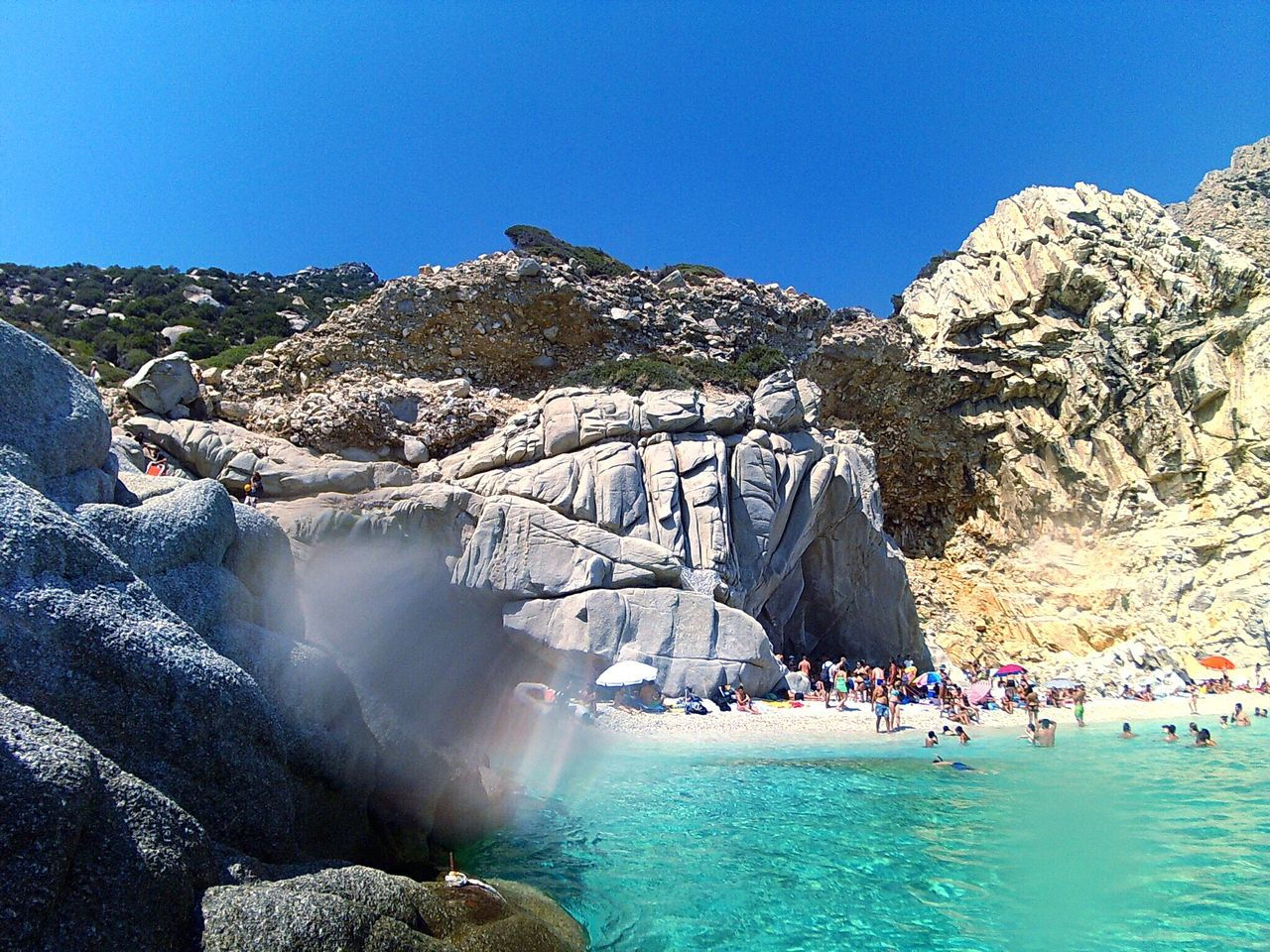 Seychelles Beach Ikaria GREECE ♥♥ Ikaria Greece Paradise Beach By The Sea Awsomenature Greek Islands Greek Beauty