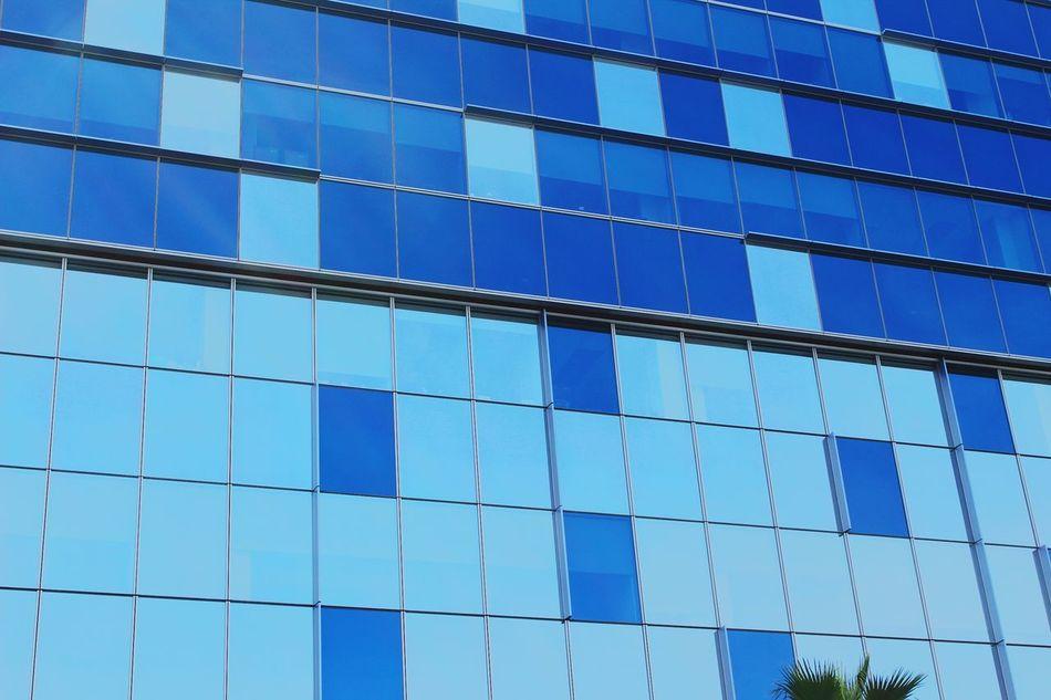Blue Window Blue Pixel Rodeodrive Beverly Hills