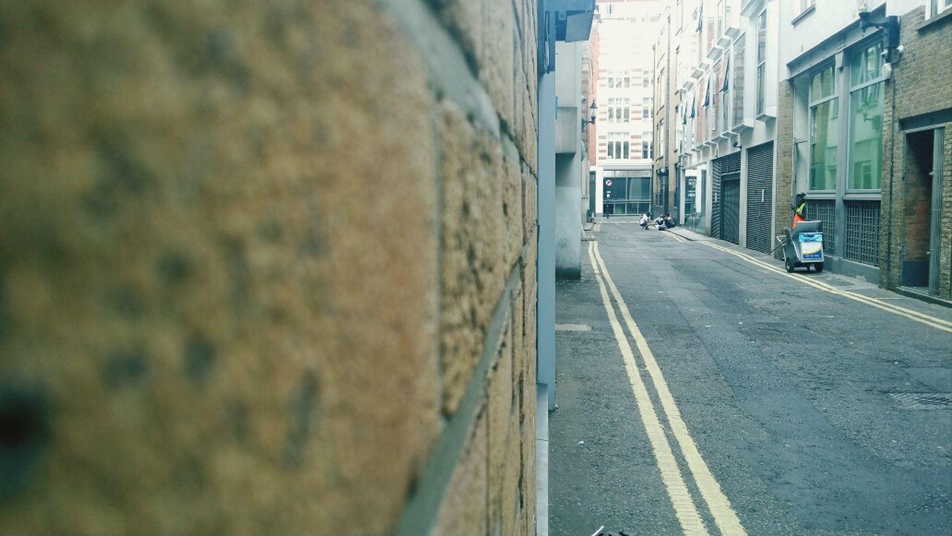 London Sceen Street Urban