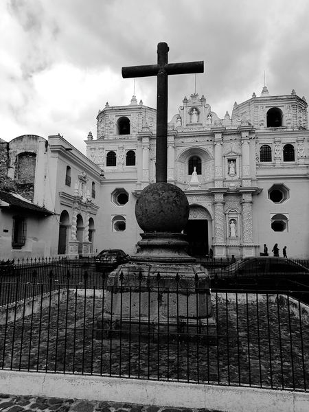 Religion Spirituality Architecture Antigua Guatemala