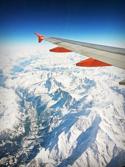 UpinTheSky Snow Italy View