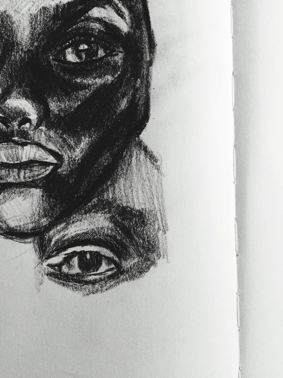 scribbles Scribble Sketch Sketching Blackpeople Draw Drawing Pencil Art