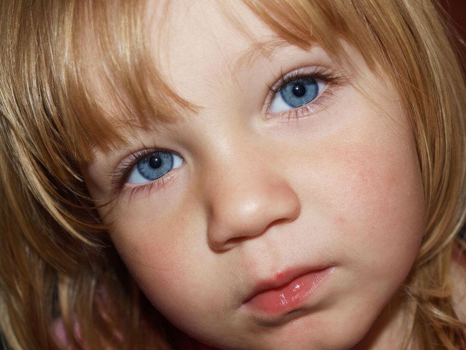 Beautiful stock photos of single, Blonde, Blue Eyes, Candid, Careless